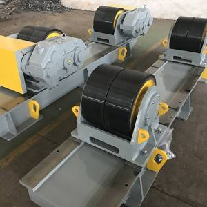 100T Conventional welding rotator