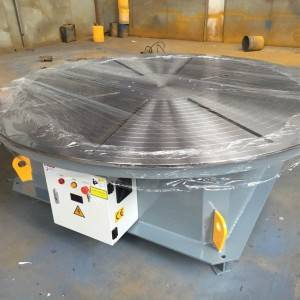10T Tye turntable