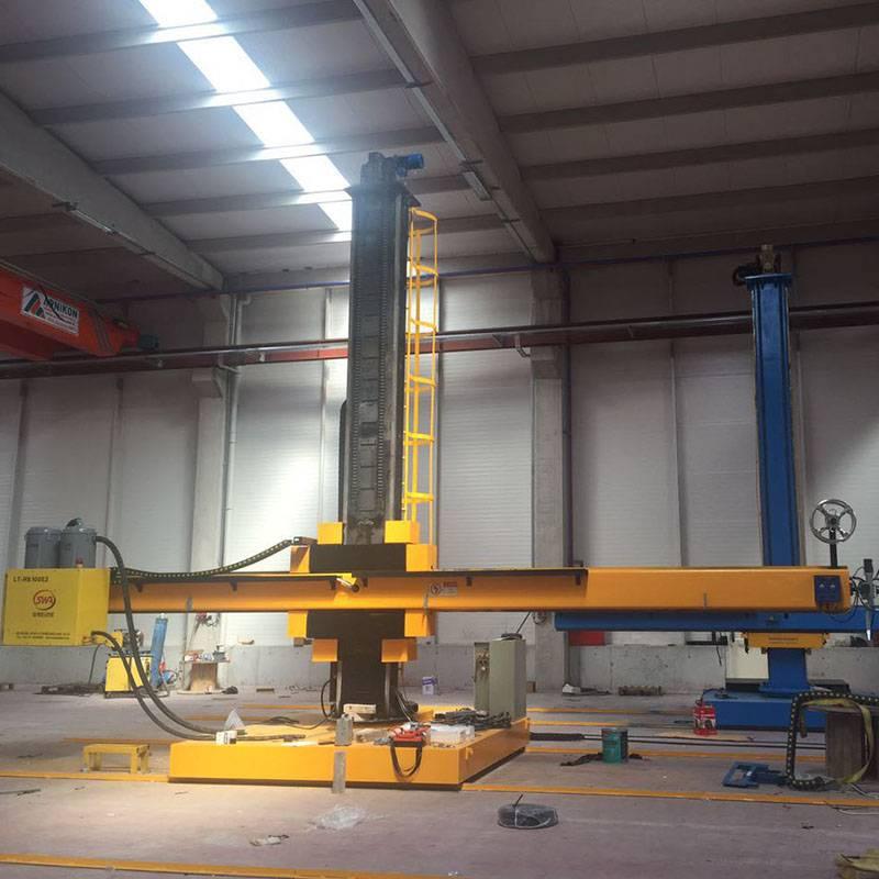 4×4 Meters Welding manipulator - China Wuxi Success Machinery