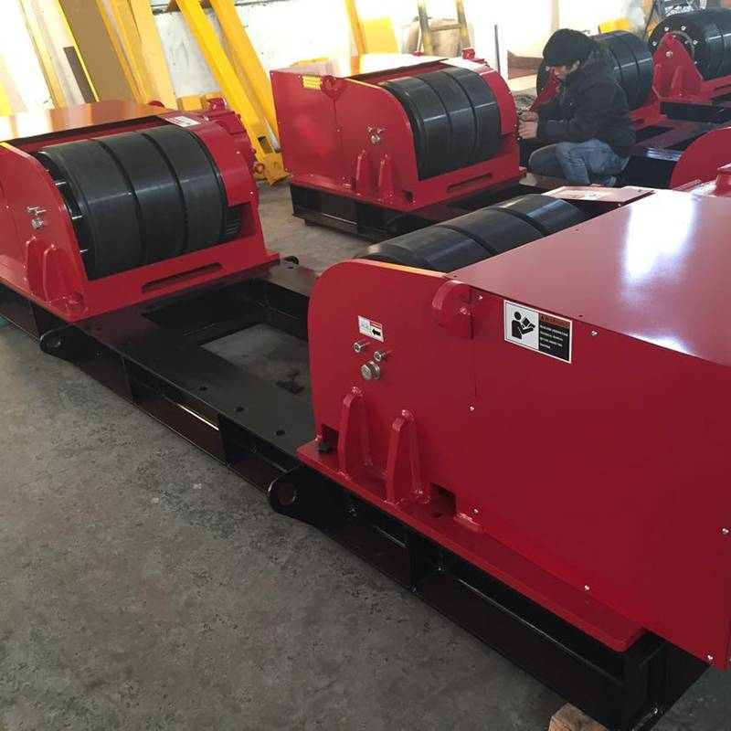 200T Konvencia veldo rotator Featured Bildo