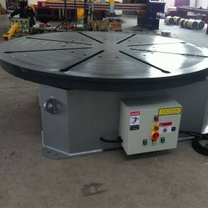 5000kg Horizontal turntable