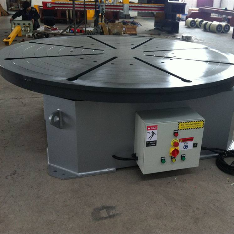 5000 kg Horizontal Turntable Featured Image