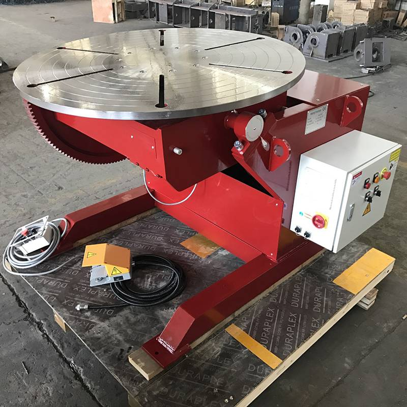 2000kg Gear tilt positioner Featured Image