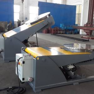 5000kg 3 axis hydraulic positioner