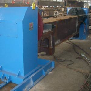 2000kg Head & tail stock positioner