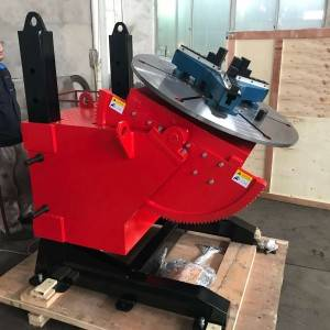 2000kg Height daidaita positioner