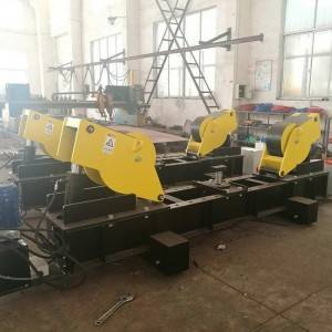60T Fit up welding Rotator