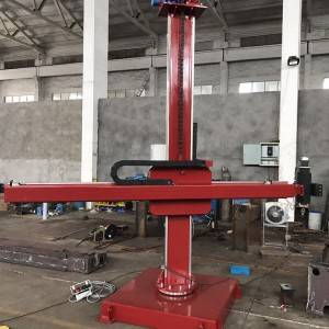 2×2 Meters Welding manipulator