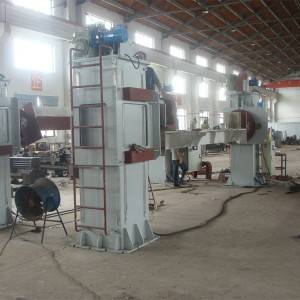 5000kg Head & astes akciju positioner