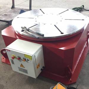1000kg Horizontal Turntable
