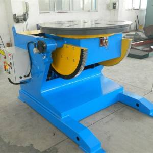 3000kg Getriebe Neigungs Positionierer
