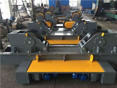 Vietnam order for 100T fit up rollers