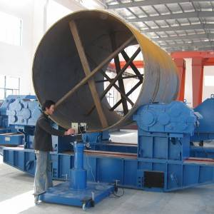 500T Conventional welding rotator