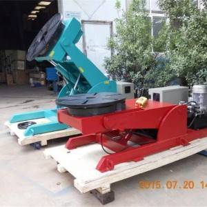 1000kg 3 axis hydraulic positioner