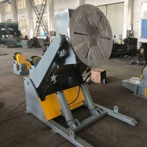 3000kg 3 axis hydraulic positioner