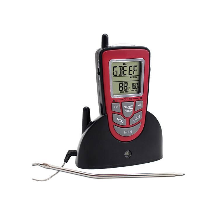 Wholesale Price China Waterproof Digital Meat Thermometer -