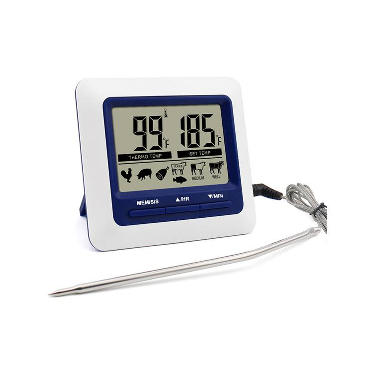 8 Year Exporter Food Kitchen Thermometer -