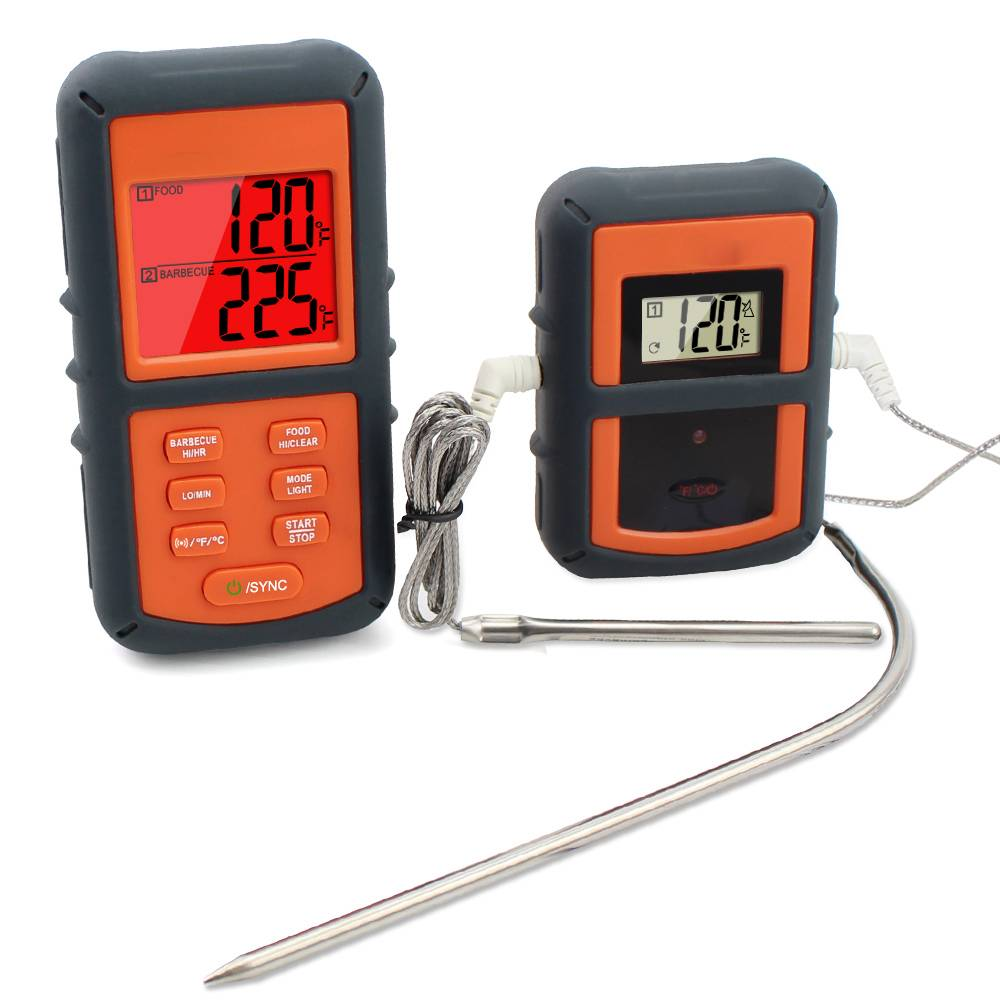 Factory wholesale Bluetooth Meat Thermometer For Grilling -
