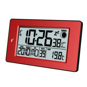 IC 380 RC Wall Clock