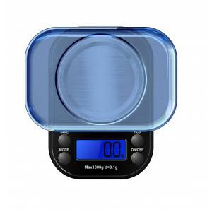 Good User Reputation for Mini Digital Scale – IC255  Pocket Scale – Ecare
