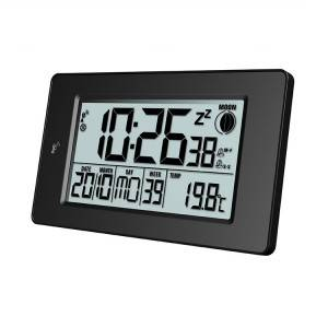 Factory wholesale Analog Led Projection Clock -