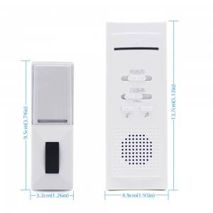 China Cheap price Waterproof Wireless Doorbell -