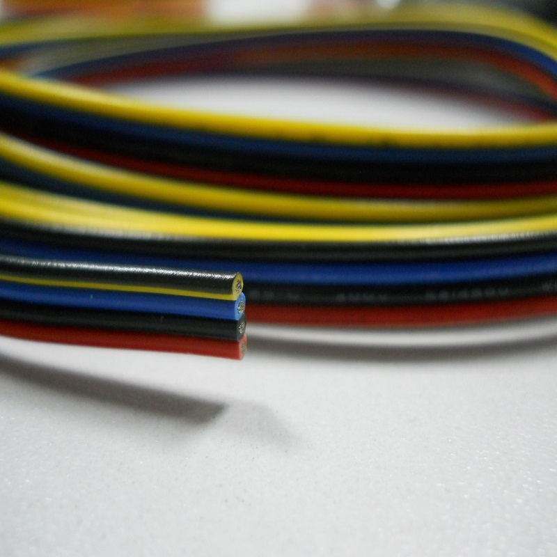 UL1571 PVC Rainbow Cable, Hook Up Cable FT1 VW-1 Featured Image