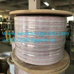 UL2468 flat cable flat ribbon cable