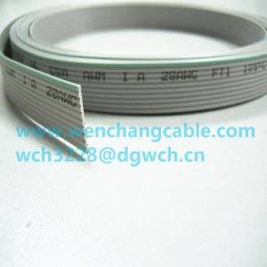 UL4384 XL-PE Flat Cable LSZH Cable Computer XLPE Cable