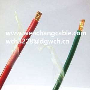 UL1318 105℃ Hook-up Wire Electric Wire PVC Wire Nylon Wire Electrical Wire FT1 VW-1
