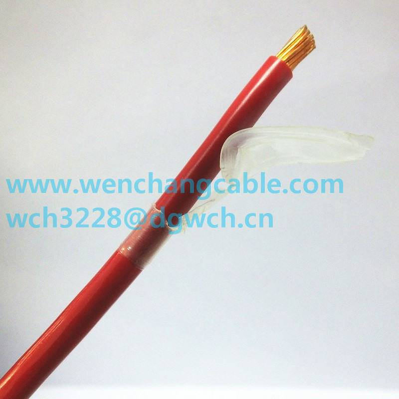 UL1009 Tinned Stranded Copper Nylon Wire Hook-up Wire Electrical Wire FT1 VW-1 Featured Image