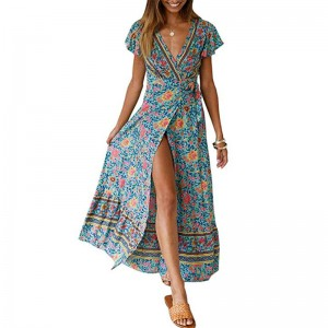 Good Wholesale Vendors Mens Thong Swimwear - Beach Party Maxi Dress – Westfox