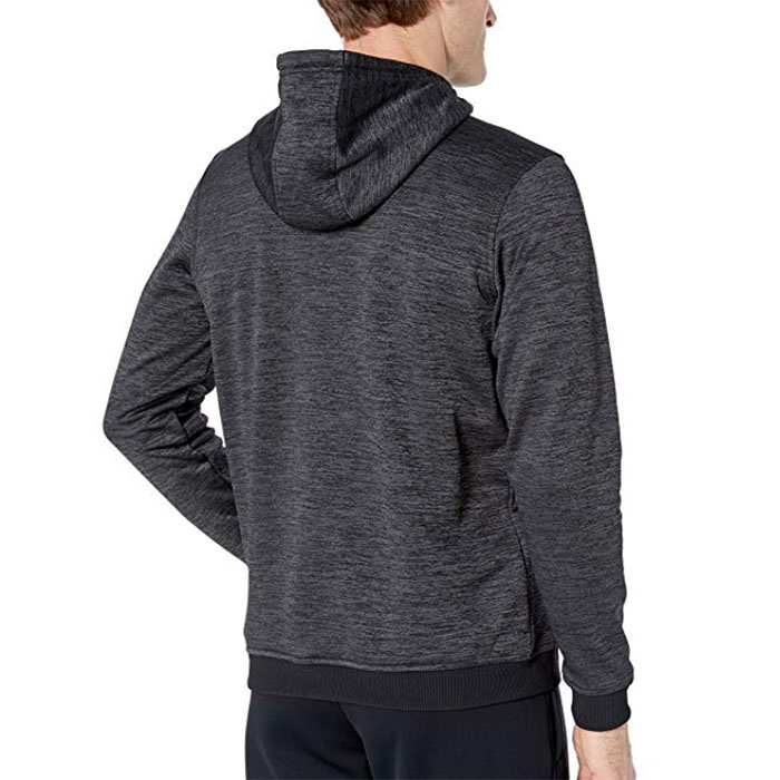 One of Hottest for Hoodie Pullover Men - Wholesale Drawstring Fleece 12 Zip Hoodie – Westfox