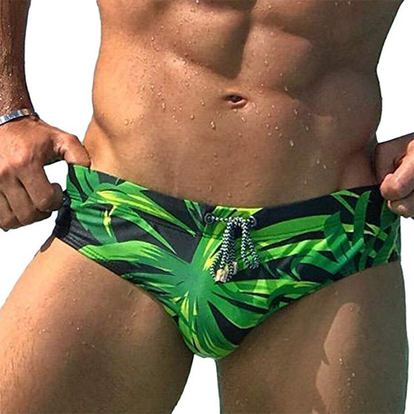 Excellent quality Color Changing Swim Trunk -