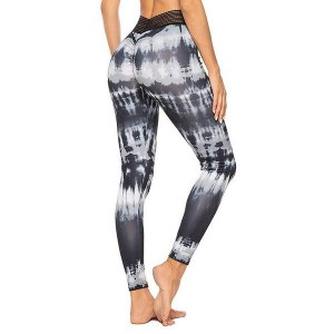 Scrunch Ruched Butt Lifting Leggings Sport Gym Tights Push Up Yoga Pants