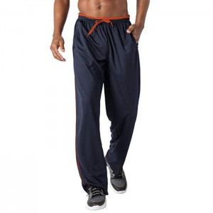 Workout Joggers Men Drawstring Polyester Quick Dry