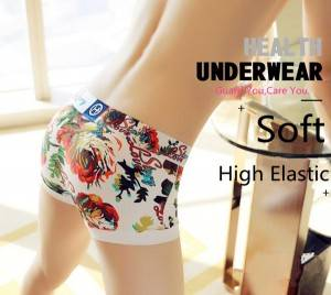 Mens Underwear Seamless Factory