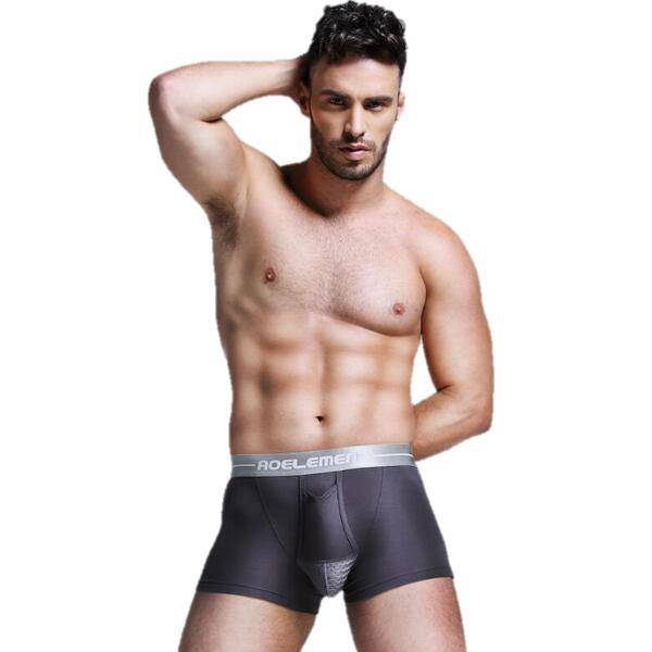 2019 Latest Design Silk Boxer Shorts -