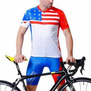 Bicycle Clothing For Men Team Mountain Quick Dry
