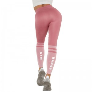 Sexy Yoga Leggings For Women Seamless Activewear Drop Shipping Fitness In Stock Recycle