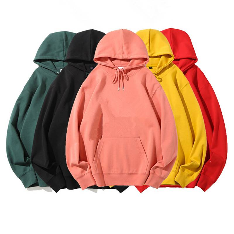 Chinese Professional Womens Winter Hoodies - Blank Hoodie Men Cotton Unisex Custom Your Own Logo Solid Color Gym Oversize – Westfox