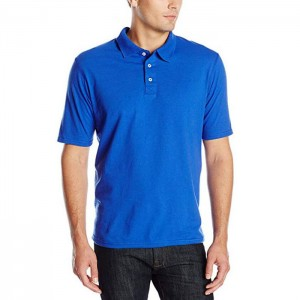 Mens POLO Shirt Short Sleeve Cotton Polyester Wholesale