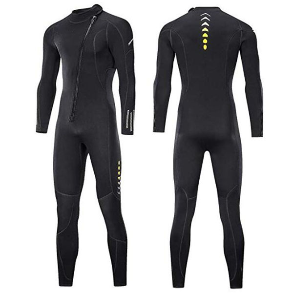 High reputation Custom Waterproof Pockets Swim Trunks - Front Zip Full Body Diving Suit – Westfox