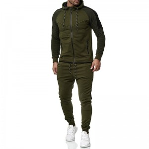 Sports Tracksuits for Men Workout Athletic Jogging Fitness