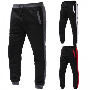 Cotton Sweat Suit Men Tracksuit New Design Gym Sports Training