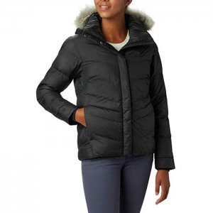 Women Jacket Outwear Winter Coat Cotton Padded Warm