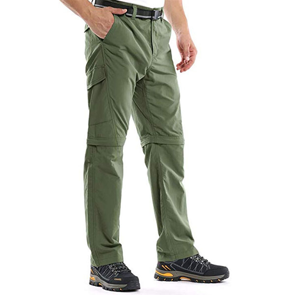 Manufacturer of Men's Outdoor Multi Pockets Pants -