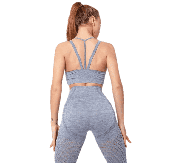 Does The Simple Yoga Suit Can Also Make You Beautiful ?