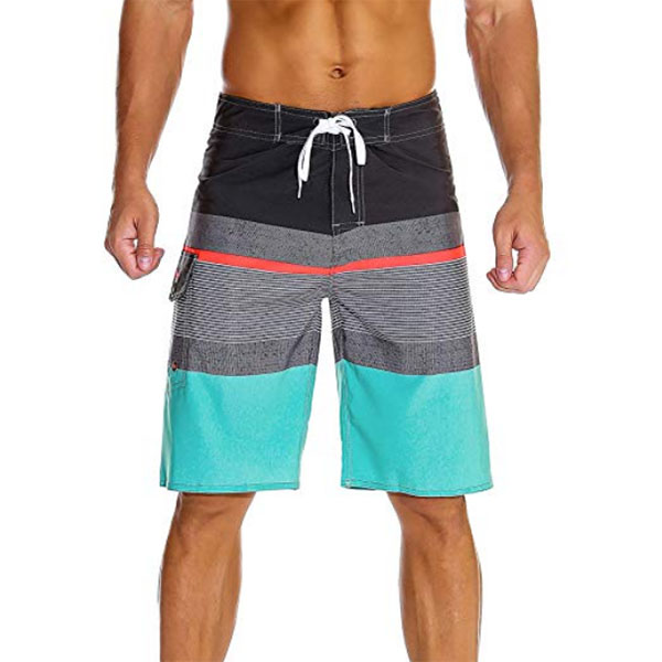 OEM Supply Swim Briefs - Men's Sportwear Quick Dry Board Shorts with Lining – Westfox