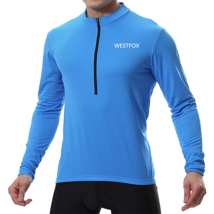 Manufacturer for Velour Tracksuits Wholesale - Bike Jersey Long Sleeve – Westfox